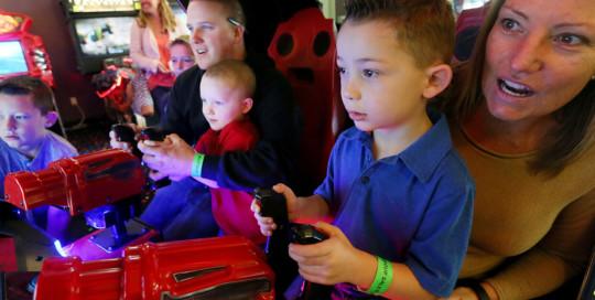 Arcade - Mulligan Family Fun Center | Torrance, CA