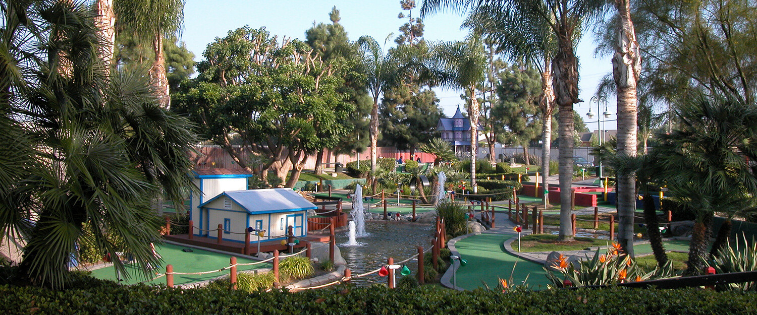 Miniature Golf - Mulligan Family Fun Center | Torrance, CA
