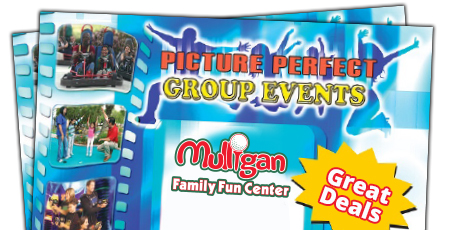 Group Outings - Mulligan Family Fun Center | Torrance, CA