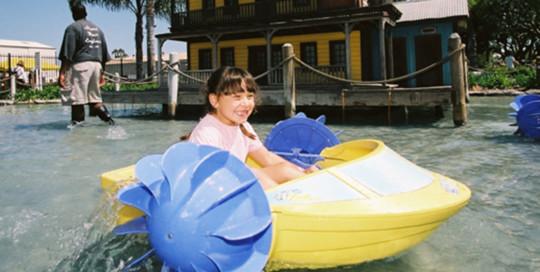 Paddle Boats - Mulligan Family Fun Center | Torrance, CA