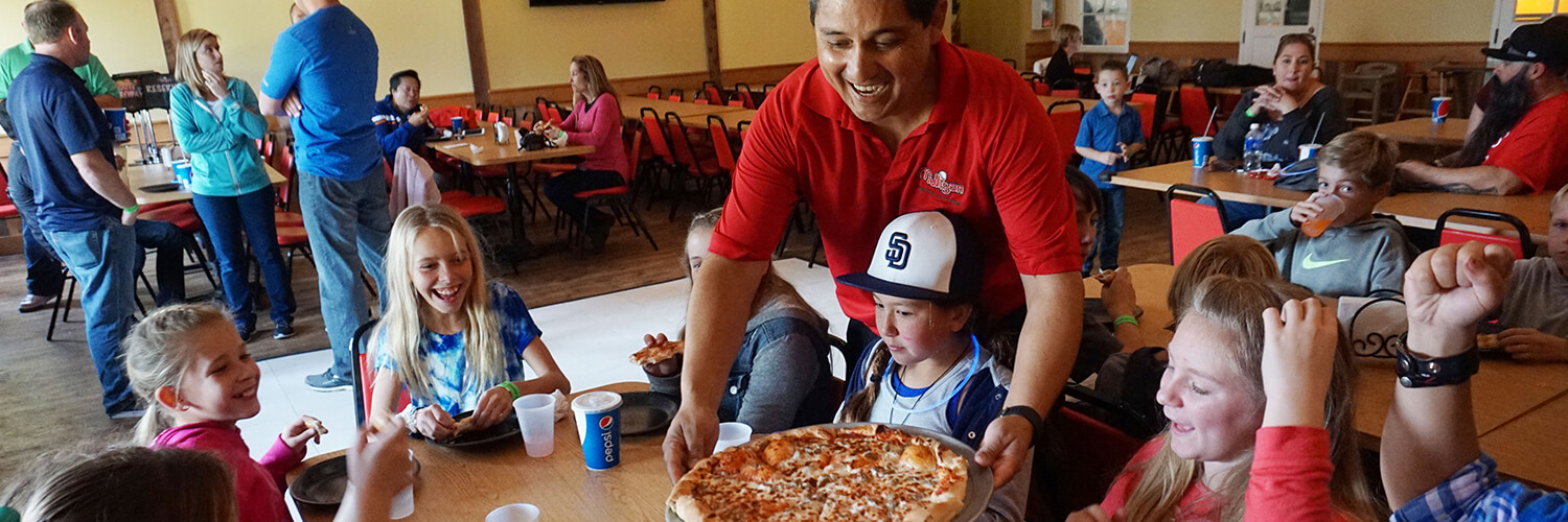 Pizza - Mulligan Family Fun Center | Torrance, CA