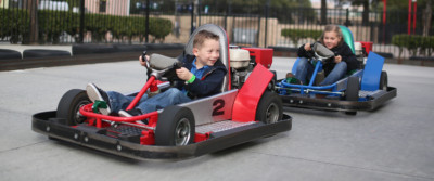 Rookie Go Karts - Mulligan Family Fun Center | Torrance, CA