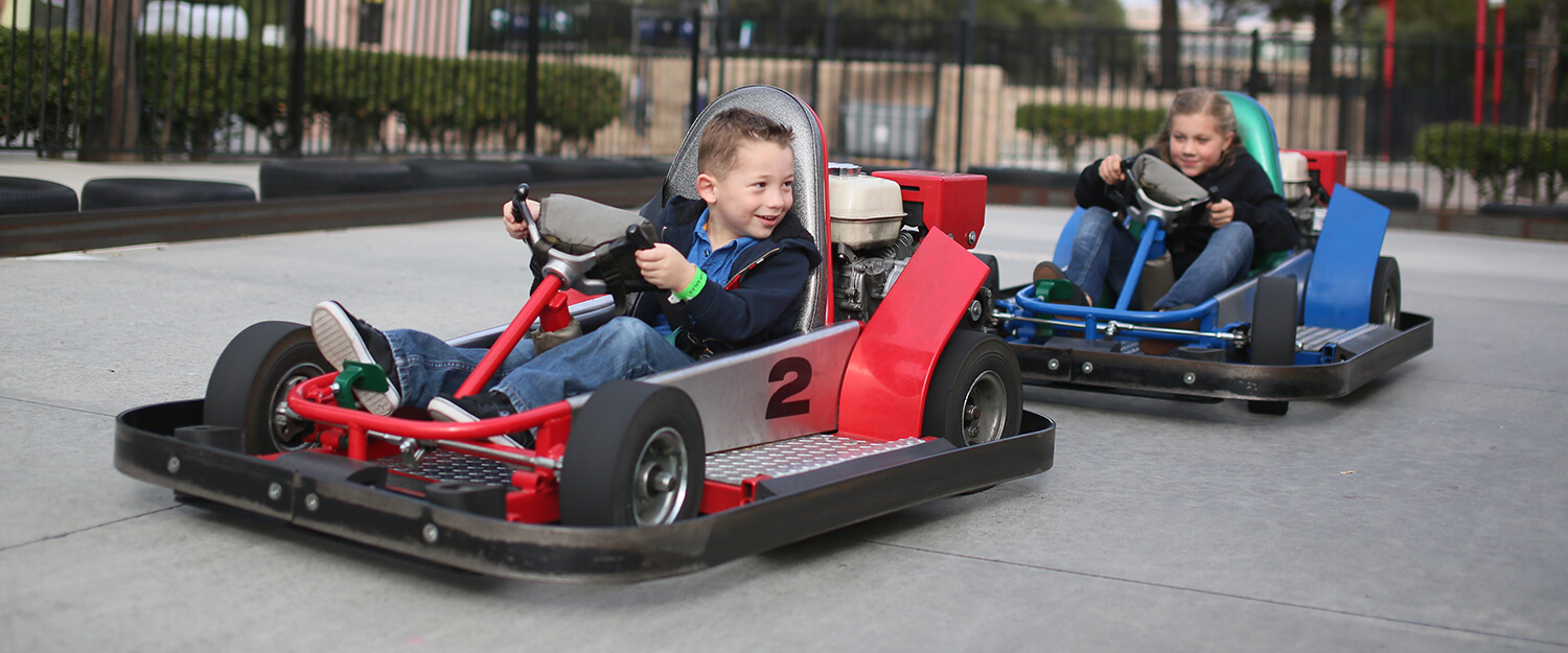 Rookie Go Karts - Mulligan Family Fun Center | Torrance, CA