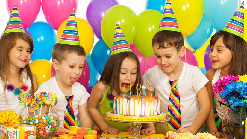 4 Weirdly Wonderful Birthday Party Themes From Cute Kids